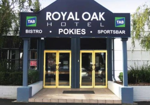 Royal Oak Cheltenham